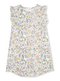 Antique Floral Nightie (Available up to Size 12!)