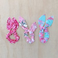 Upcycled Scrunchie (3 Pack) - Mixed Pack C