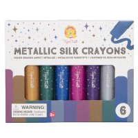Metallic Silk Crayons