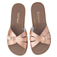 Saltwater Classic Slide - Rose Gold (Womens)
