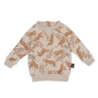 Toasted Tigers Sweater