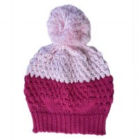 Beanie - Electric Pink