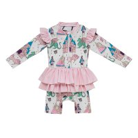 Once Upon A Time Baby L/S Swimsuit