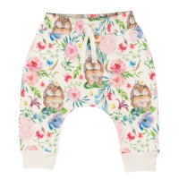 * PRE-ORDER * Bunny Blossom Baby Trackpants