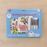 Washable Colouring Book - Animals