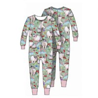 Onesie - Easter Bling - Green/Multicoloured