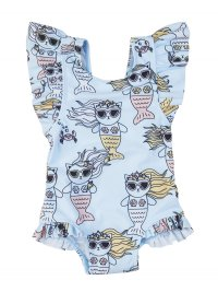 Meow-Maid Frill Swimsuit
