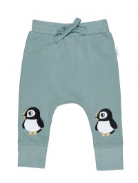 Puffin Knee Drop Crotch Pant - Surf