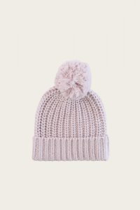 Cosy Hat - Dewberry Marle