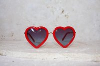 Love Sunglasses - Red