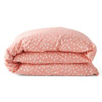 Speckle Candy Cotton Quilt Cover - Single