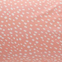 Speckle Candy Cotton Fitted Sheet - King Single