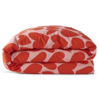 * PRE-ORDER * Big Hearted Cotton Quilt Cover - Single