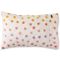 * PRE-ORDER * Stars In Their Eyes Quilted Single Pillowcase - Single