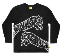 Leaping Tiger Oversize Tee