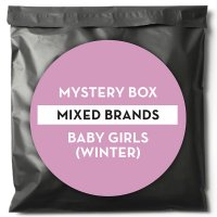 $100 Mixed Brands Mystery Pack - Baby Girls Winter (Valued at $250)