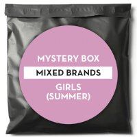 $100 Mixed Brands Mystery Pack - Girls Summer (Valued at $250)