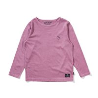 Washed Up L/S Tee - Washed Dusty Pink