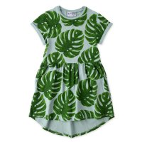 Paradise Dress - Muted Green