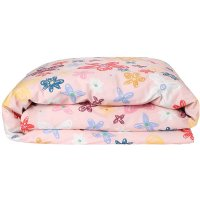 Pansy Cotton Quilt Cover - King Single/Double