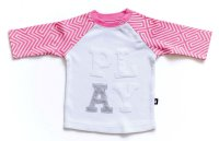 Play Applique Raglan 3/4 Tee