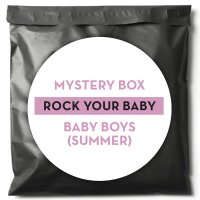 $100 Rock Your Baby Mystery Box - Baby Boys Summer (Valued at $250)