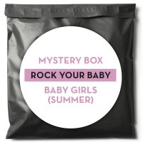 $100 Rock Your Baby Mystery Pack Baby Girls Summer (Valued at $250)
