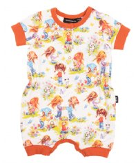 In The Summer S/S Playsuit (Baby)