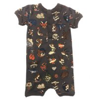 Inked S/S Playsuit (Baby)