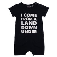 Land Down Under S/S Playsuit (Baby)