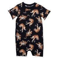 Tiger Baby S/S Playsuit (Baby)