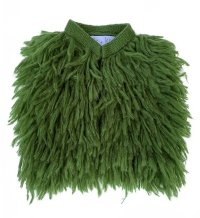 Shaggy Vest - Forrest