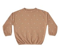 Slouchy Pullover - Micro Bud