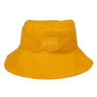 * PRE-ORDER * Terry Towelling Hat - Marigold