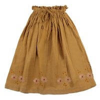 Valli Skirt - Embroidered