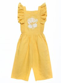 Wilde Jumpsuit - Citron Embroidery